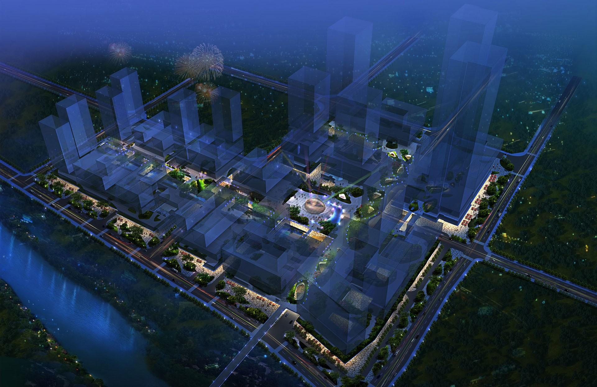 Shenzhen Bay Tech Eco Park Crja Ibi Group