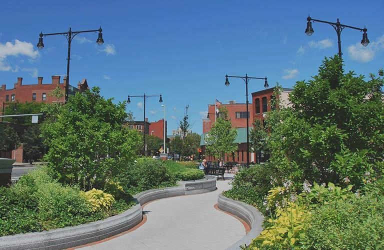 Streetscapes Amp Plazas Crja Ibi Group