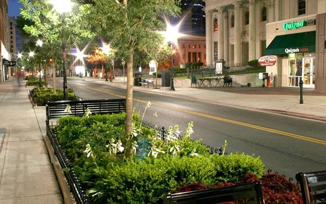 Church Street Amp Capitol Boulevard Improvements Crja
