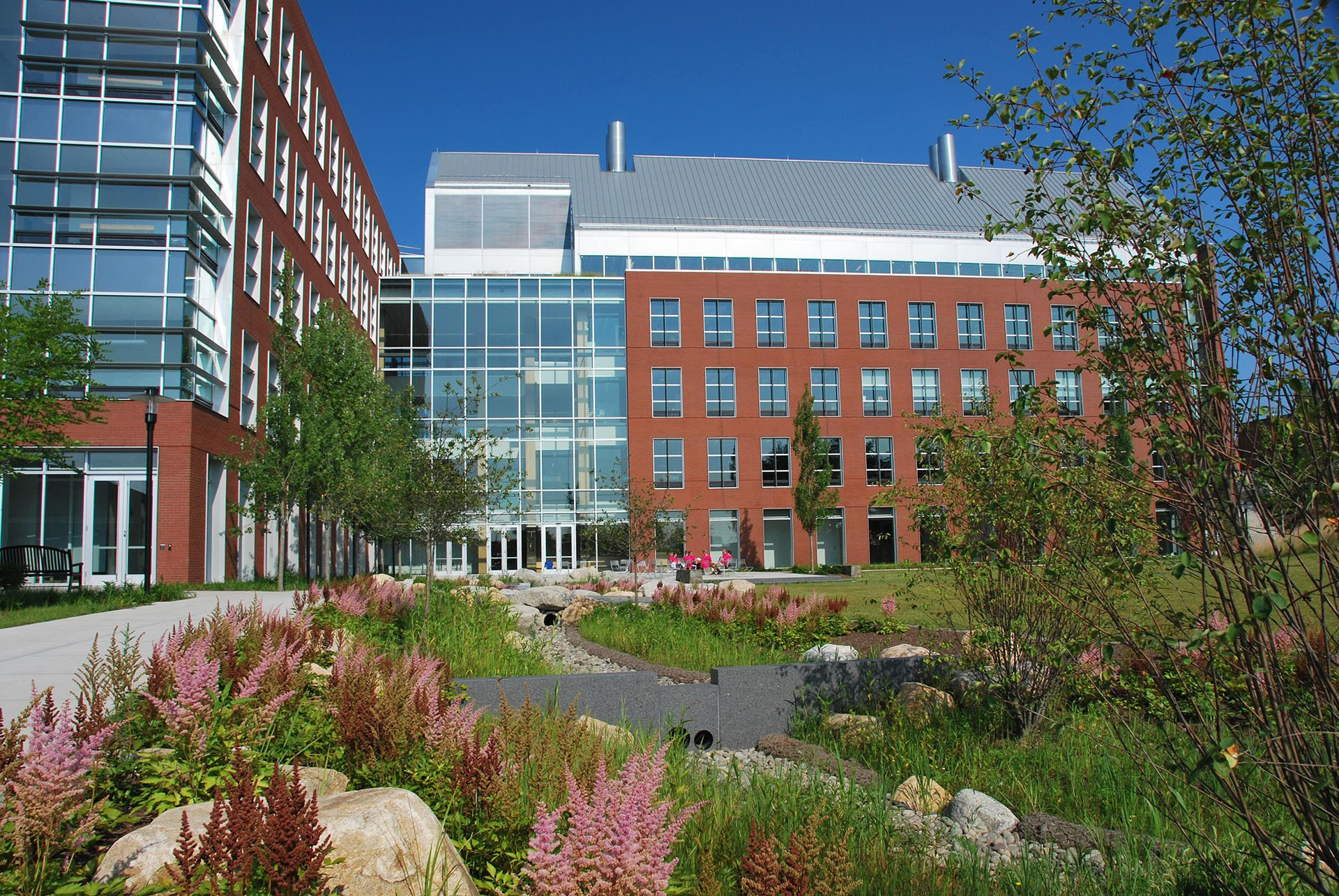 University Of Rhode Island Center For Biotechnology And
