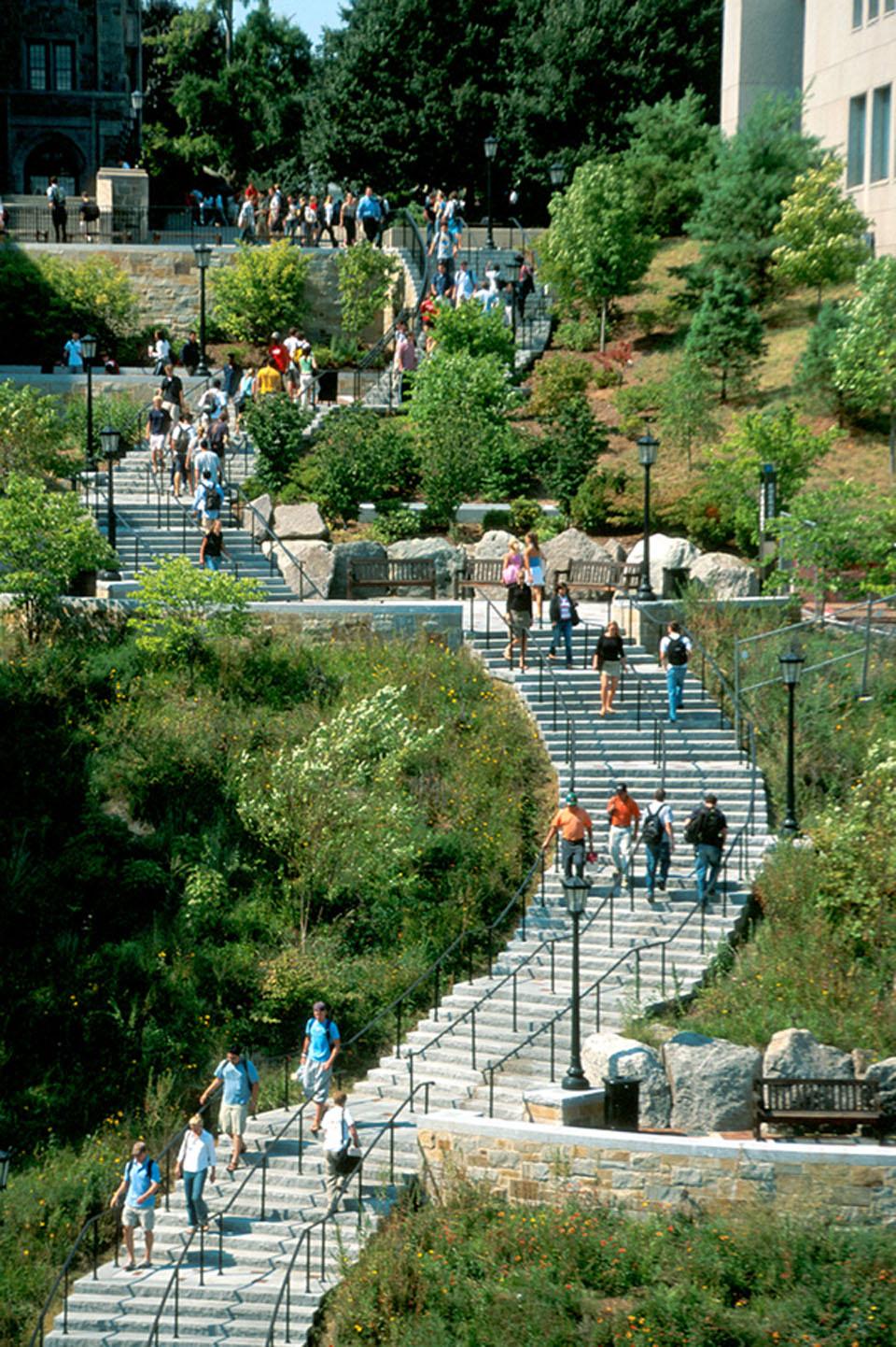 bc higgins stair aerial 2003