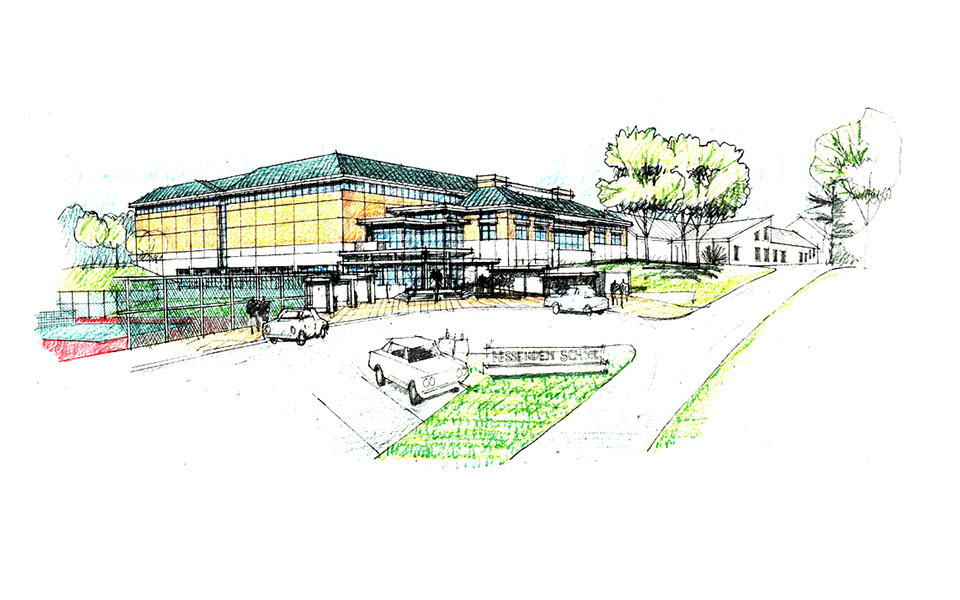 Fessendon_athletic-center-sketch-1