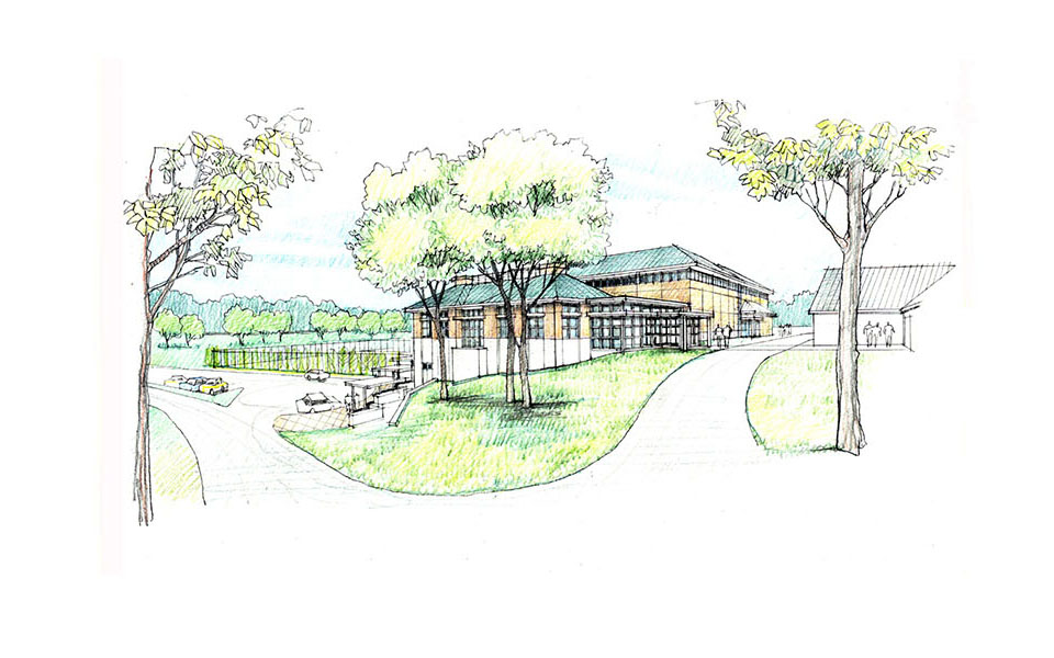 Fessendon_athletic-center-sketch-2