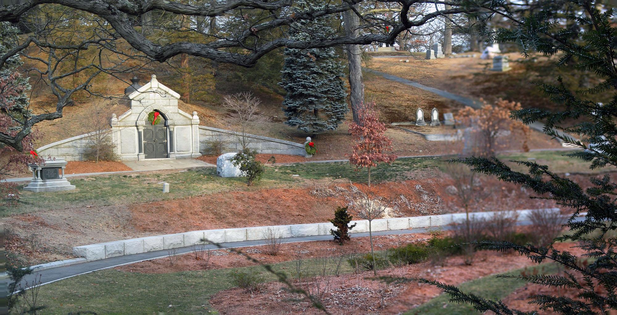 Wildwood Cemetery Panorama 04