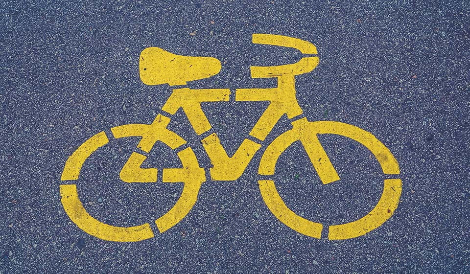 bike commutes large