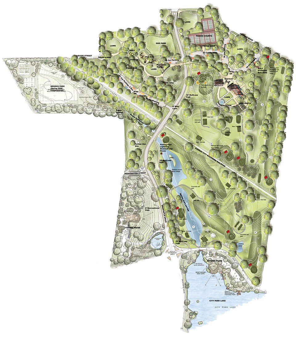 city-park-plan