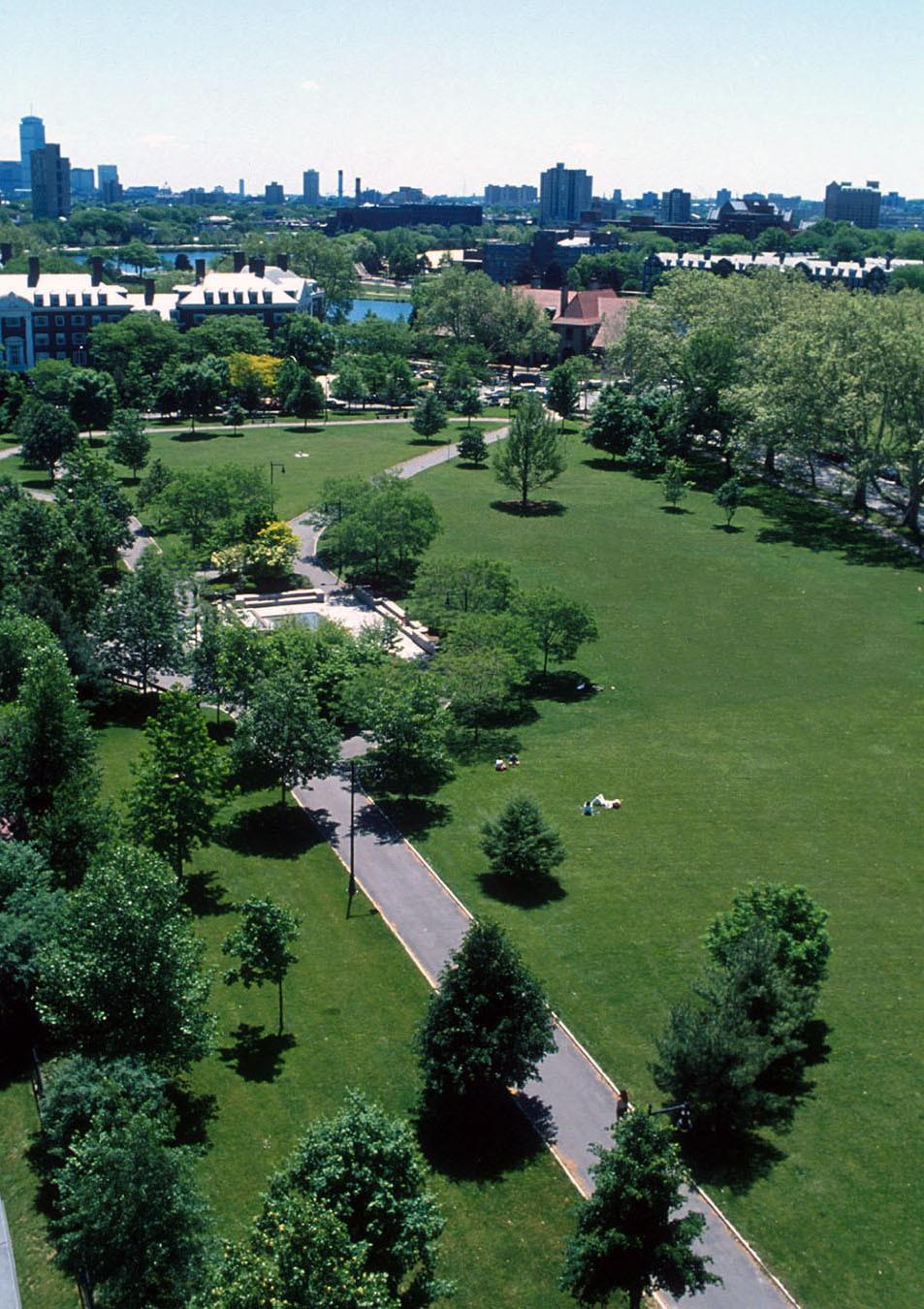 jfk park aerial