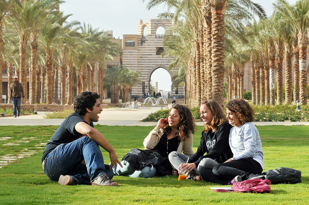 American University in Cairo New Cairo Campus