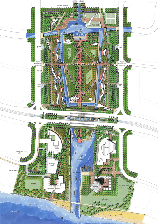 Shams Central Park Comp Plan Hand Rendered