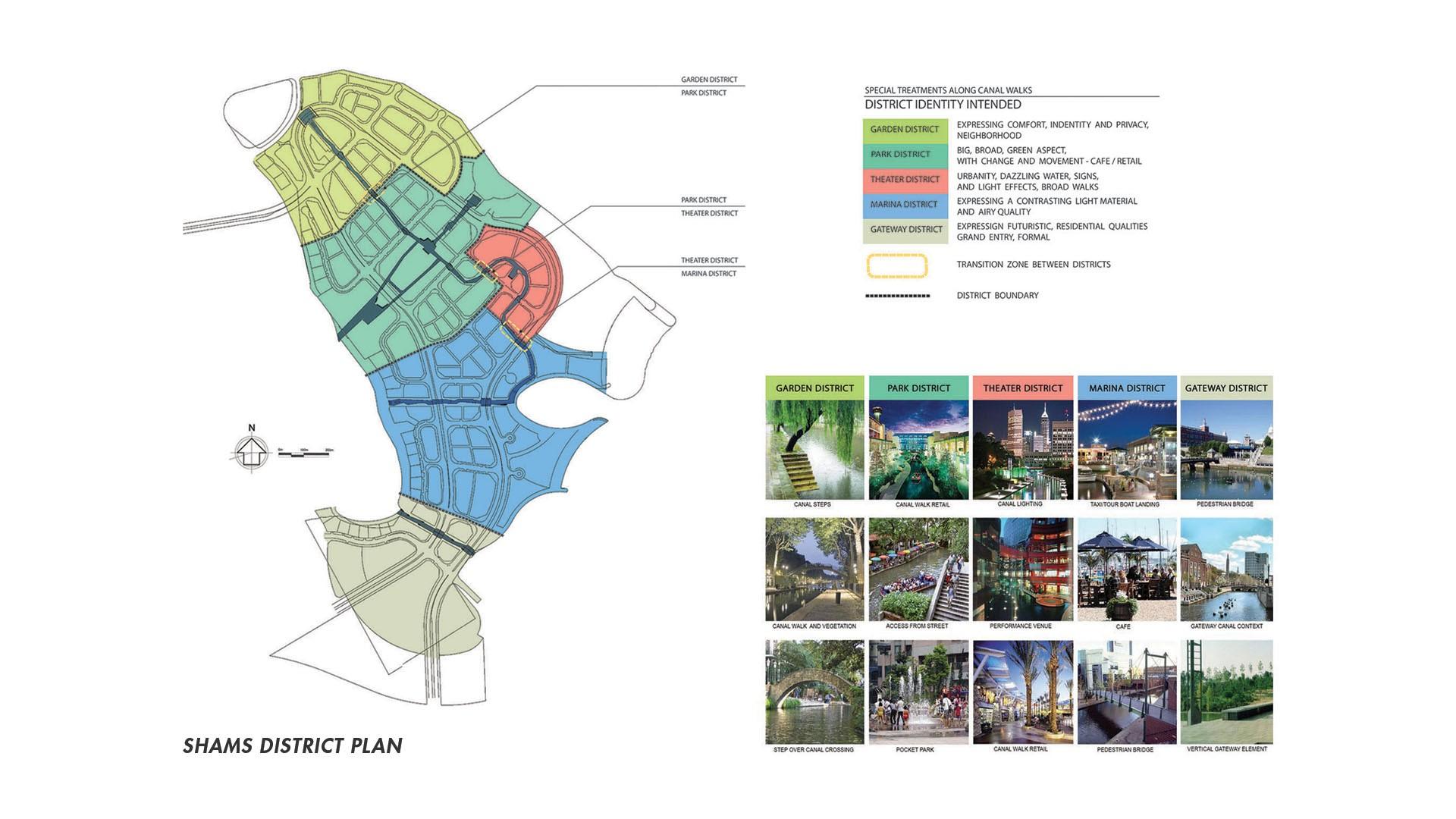 Shams_district site plan