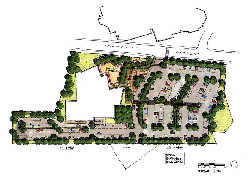 Milford Hospital Plan