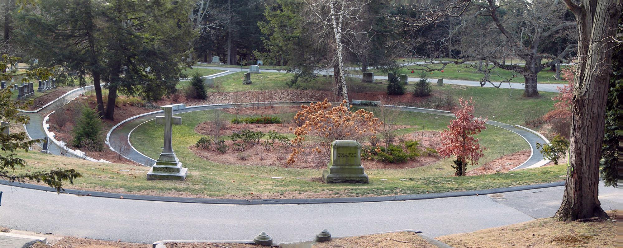 Wildwood Cemetery Panorama 01