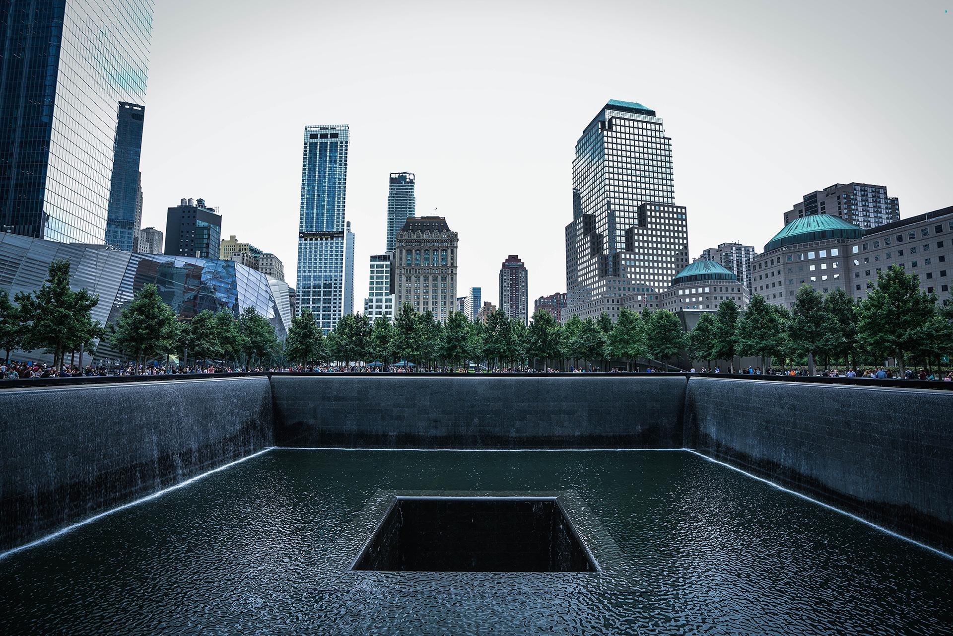 Memorial World Trade Center - Photo by Axel Houmadi